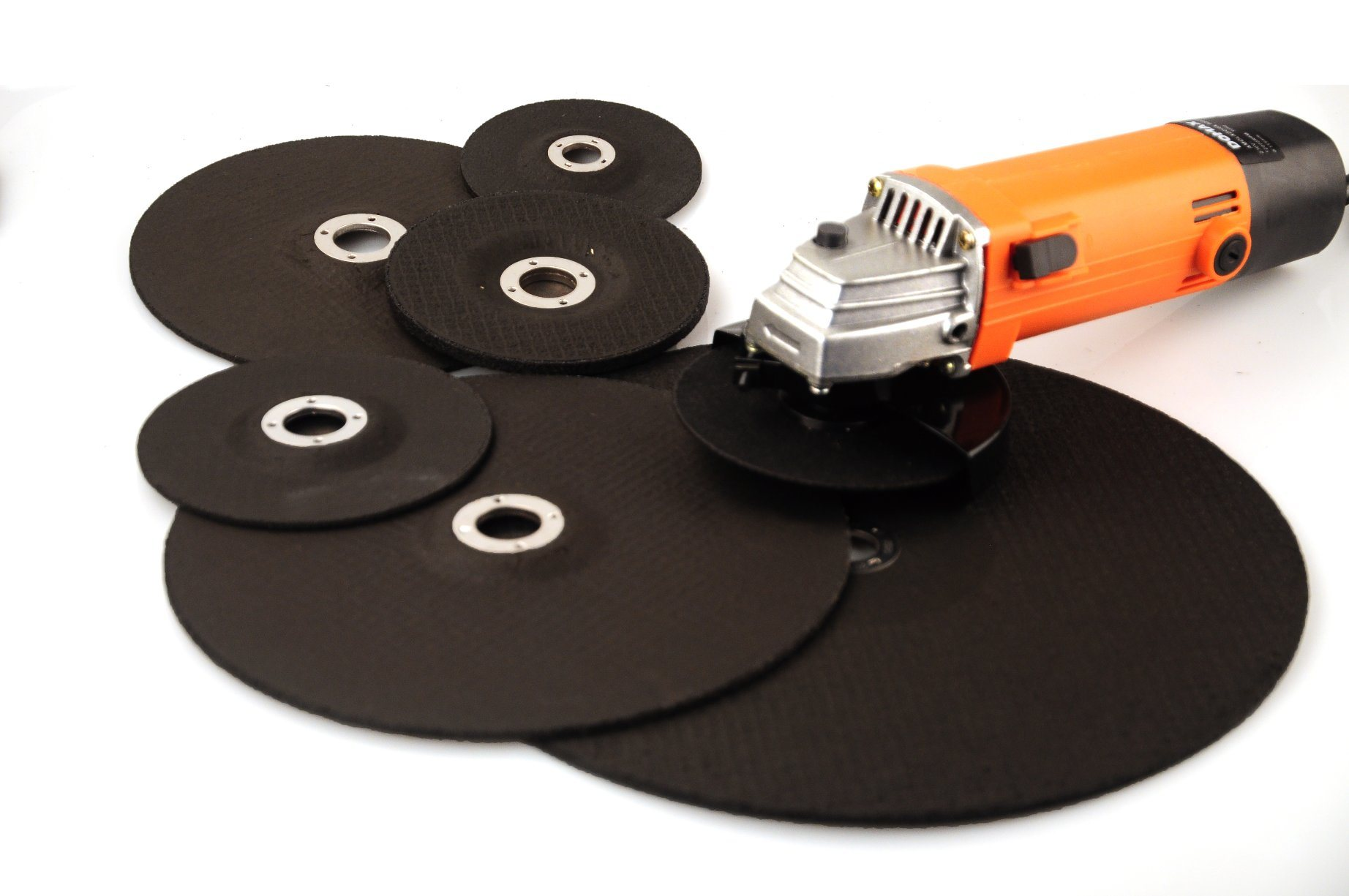 CUTTING DISC AND GRINDING DISC