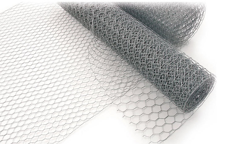 HEXAGONAL WIRE MESH ( CHICKEN NETTING )