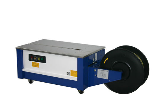 PP SEMI-AUTO STRAPPING MACHINE (LOW TABLE)